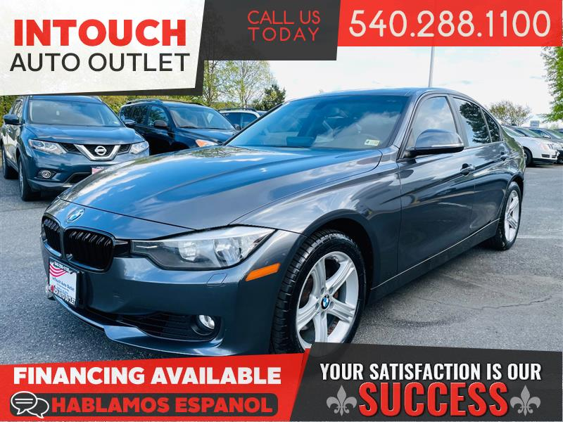2013 BMW 3 SERIES 328xDRIVE AWD WITH PREMIUM AND COLD WEATHER PACKAGE
