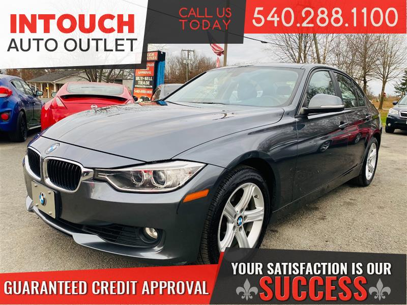 2013 BMW 3 SERIES 328 XDRIVE WITH TECHNOLOGY PACKAGE
