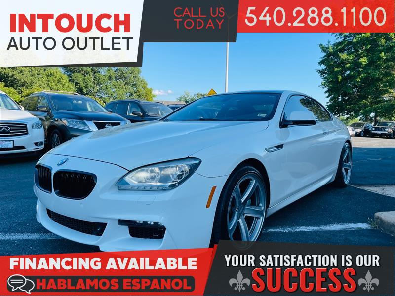 2013 BMW 6 SERIES 650i xDrive w/M SPORT EXECUTIVE COLD & LIGHTENING PACKAGE