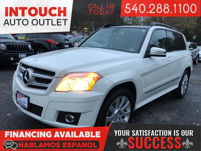 2012 MERCEDES-BENZ GLK-CLASS GLK 350 AWD WITH NAVIGATION & PANORAMIC MOONROOF