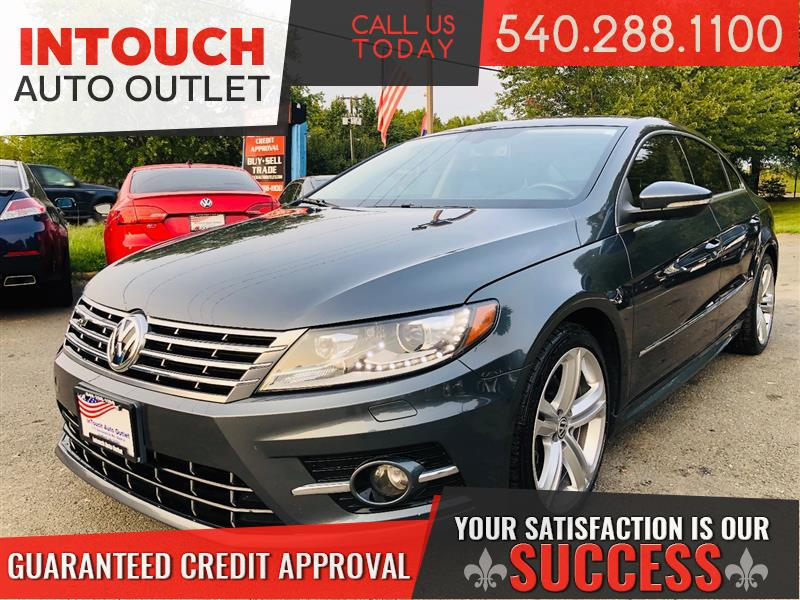 2013 VOLKSWAGEN CC R-LINE WITH NAVIGATION