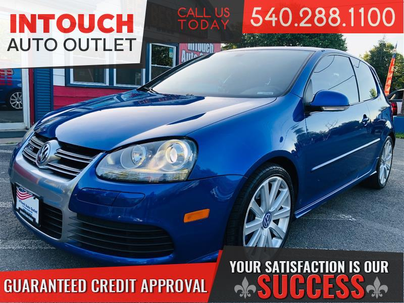 2008 VOLKSWAGEN R32 LEATHER AND NAVIGATION SYSTEM