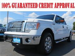 2011 FORD F-150 XL Super Cab 5.0L V8 4WD