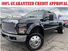 2008 FORD SUPER DUTY F-450 DRW Lariat Super Duty