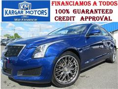 2014 CADILLAC ATS Luxury AWD