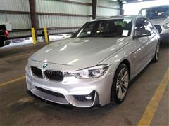 2016 BMW 3 SERIES 328i Sport Pkg.