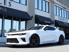 2017 CHEVROLET CAMARO 1SS 1LE Package