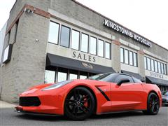 2014 CHEVROLET CORVETTE STINGRAY Z51 2LT