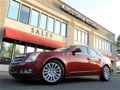 2011 CADILLAC CTS SEDAN Performance