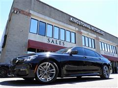 2017 BMW 7 SERIES 740e xDrive iPerformance