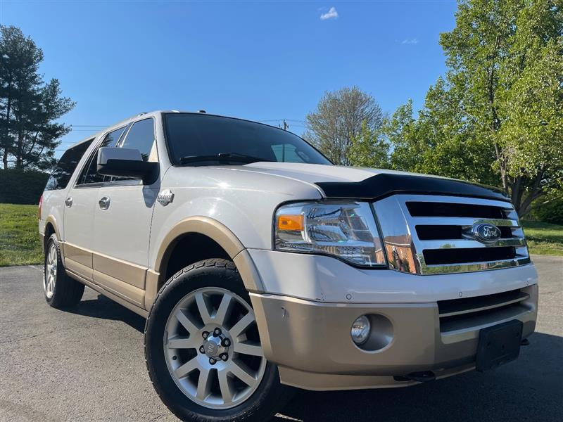 2012 FORD EXPEDITION EL King Ranch/XLT