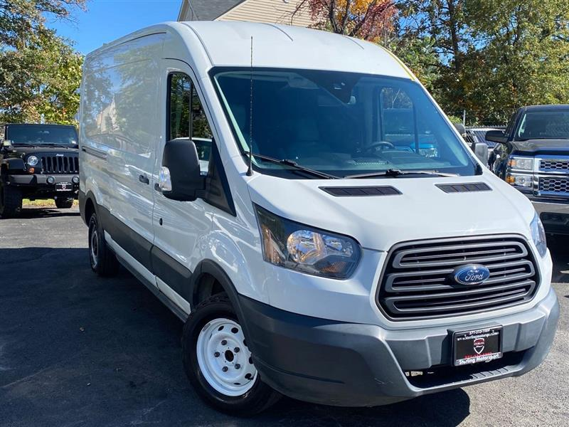 2018 FORD Transit Cargo 350 HD