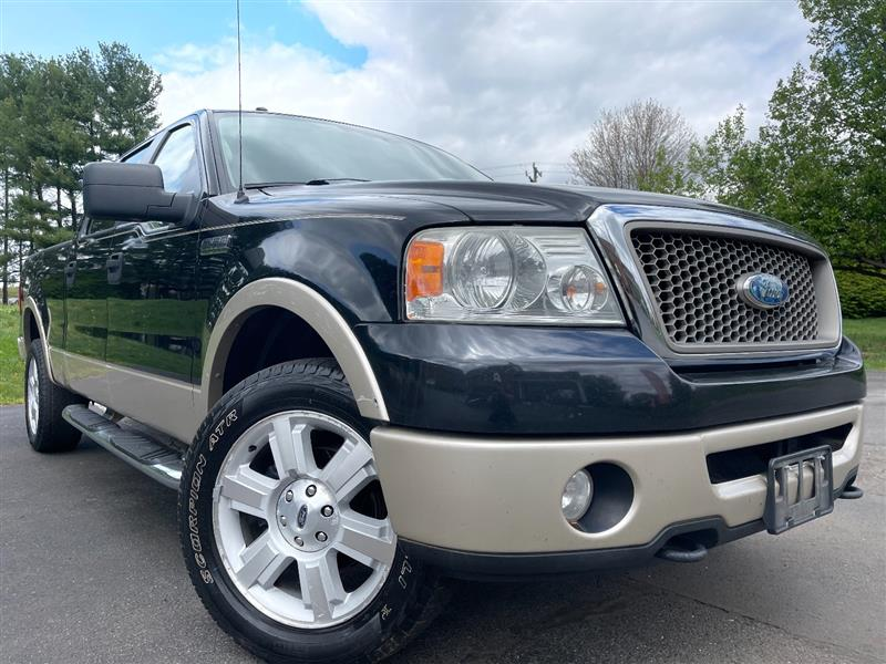 2008 FORD F-150 XLT/FX4/Lariat/King Ranch/60th Anniversary