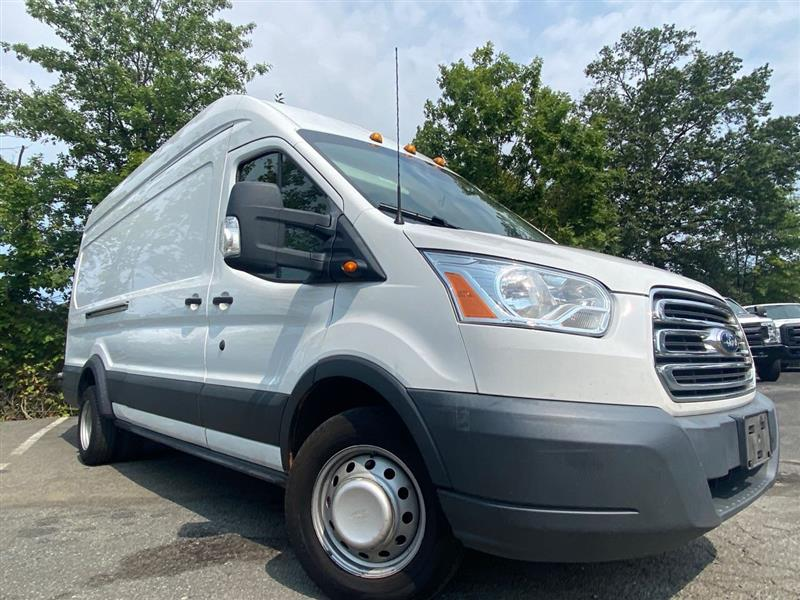 2015 FORD Transit Cargo 350 HD