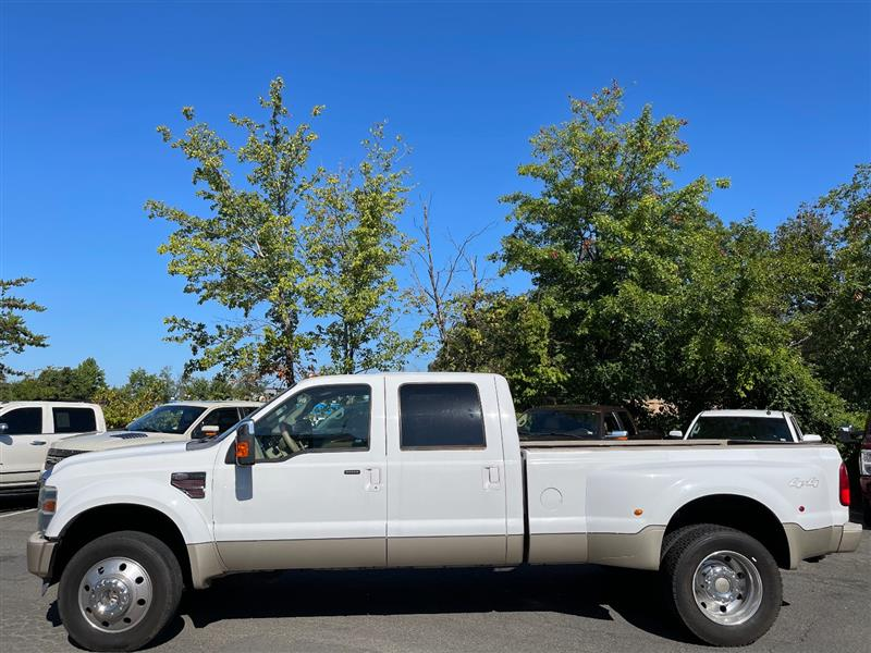 2008 FORD SUPER DUTY F-450 DRW XL/XLT/Lariat/King Ranch