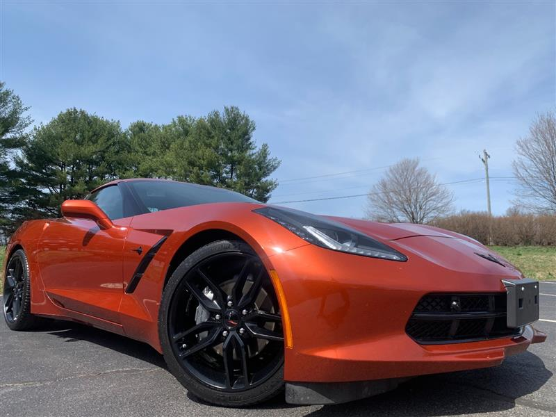 2016 CHEVROLET CORVETTE 2LT