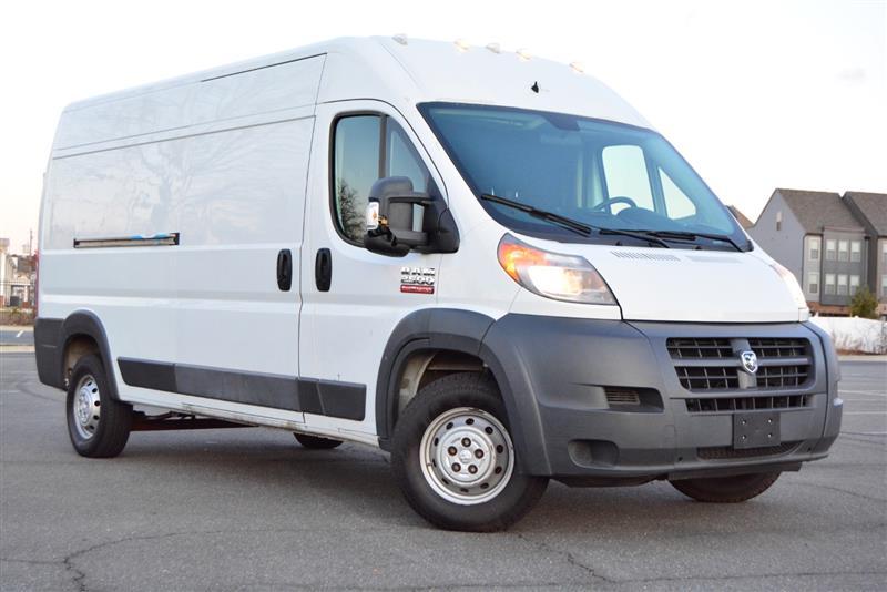 2015 RAM PROMASTER CARGO VAN 2500 High Roof Cargo Van EXTENDED