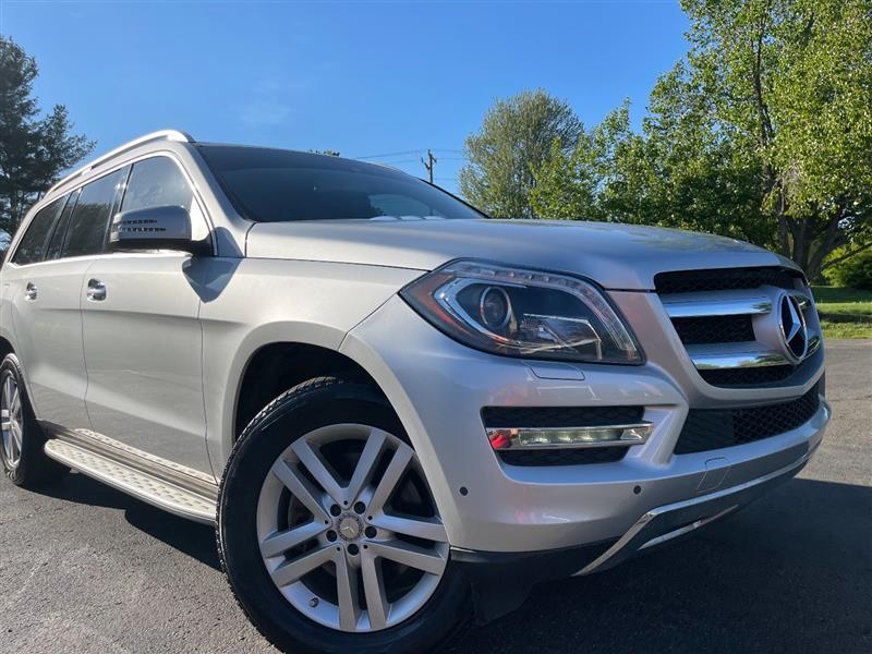2016 MERCEDES-BENZ GL GL 350 BlueTEC