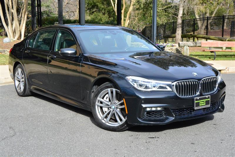 2016 BMW 7-SERIES 750Li xDrive **FULLY LOADED // M PACKAGE // GREAT