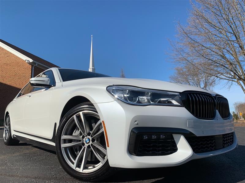 2018 BMW 7 SERIES ALPINA B7 xDrive/750i xDrive