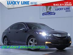 2012 ACURA TL ADVANCE TECH