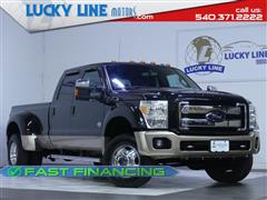 2012 FORD F450 Crew Cab Super Duty King Ranch 4WD
