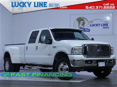 2006 FORD F-350 Super Duty XLT CREW CAB LONG BED 4WD