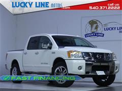 2011 NISSAN TITAN SL CREW CAB 4WD