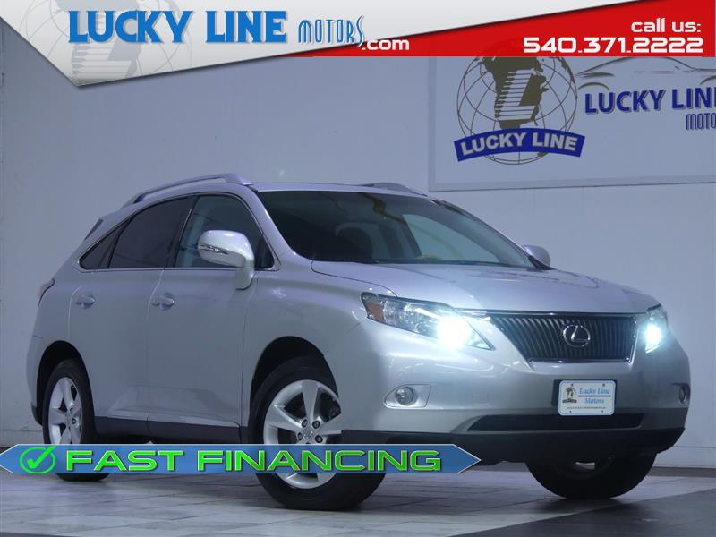 2011 LEXUS RX 350 Awd w/ Premium Package