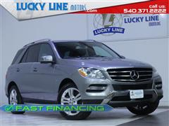2012 MERCEDES-BENZ M-CLASS ML 350 4MATIC BLUE TEC