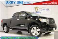 2012 TOYOTA TUNDRA 4WD TRUCK DOUBLE CAB LIMITED