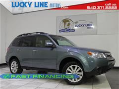 2012 SUBARU FORESTER 2.5X Limited