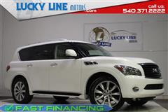 2012 INFINITI QX56 w/ Theater Package
