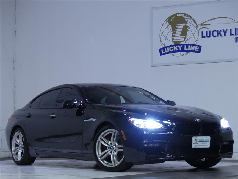 2014 BMW 6 SERIES 650i xDrive W/ M sport Package