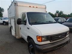2004 FORD ECONOLINE COMMERCIAL CUTAWAY E450 Econoline Commercial Cutaway