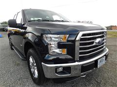 2015 FORD F-150 XLT Extended Cab 4-Door