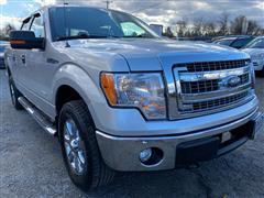 2013 FORD F-150  XLT 4dr SuperCrew 4WD Styleside