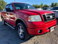 2007 FORD F-150 FX-4