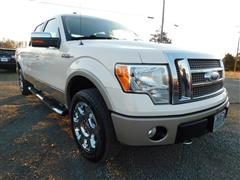 2009 FORD F-150 Lariat 4X4 Navigation Loaded