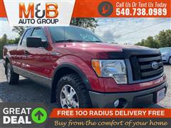 2009 FORD F-150 XLT - FX4 OffRoad