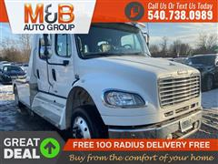 2007 Freightliner COMMERCIAL Sports chassis MBE 927 7.2L