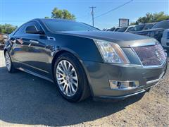 2012 CADILLAC CTS COUPE CTS4 PRIMIUM AWD