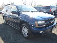 2003 CHEVROLET TRAILBLAZER EXT LT