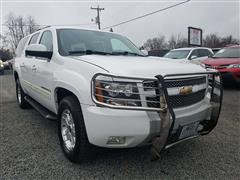 2009 CHEVROLET SUBURBAN Z71 W Rear Entertainment System