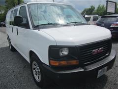 2012 GMC SAVANA CARGO VAN 2500