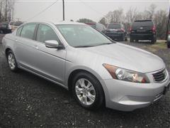 2009 HONDA ACCORD SDN LX-P