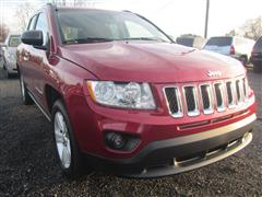 2011 JEEP COMPASS Latitude/High Altitude