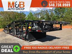 2020 Wally Mo  7CC custom Stack