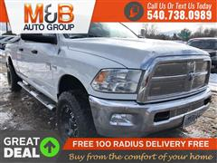 2012 RAM 2500 SLT/Lone Star/Big Horn/Outdoorsman