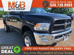 2015 RAM 2500 Tradesman Power Wagon